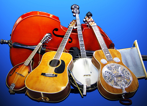 Crossover Junction's Musical Instruments