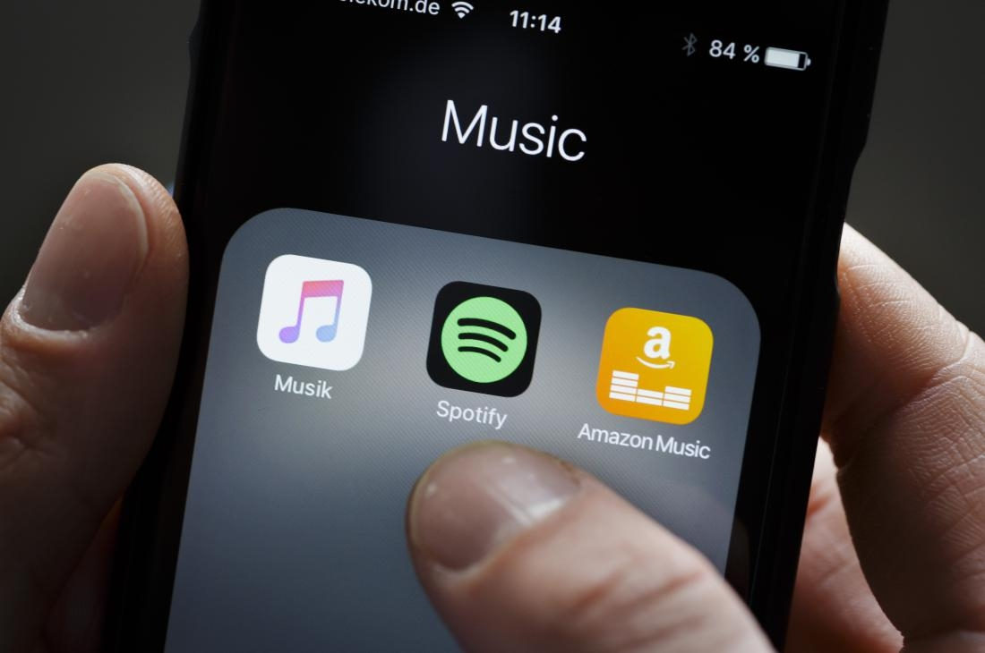 Amazon Music And Spotify