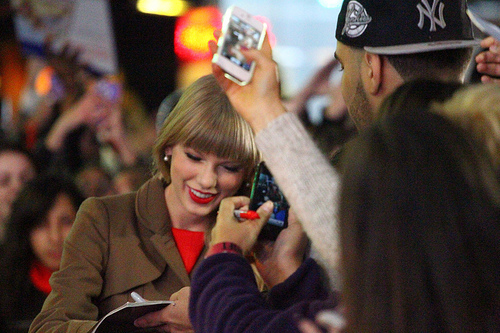 Taylor Swift GMA